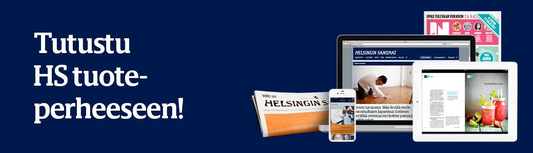 Helsingin Sanomat asiakaspalvelu | Asioi verkossa - Oma Sanoma